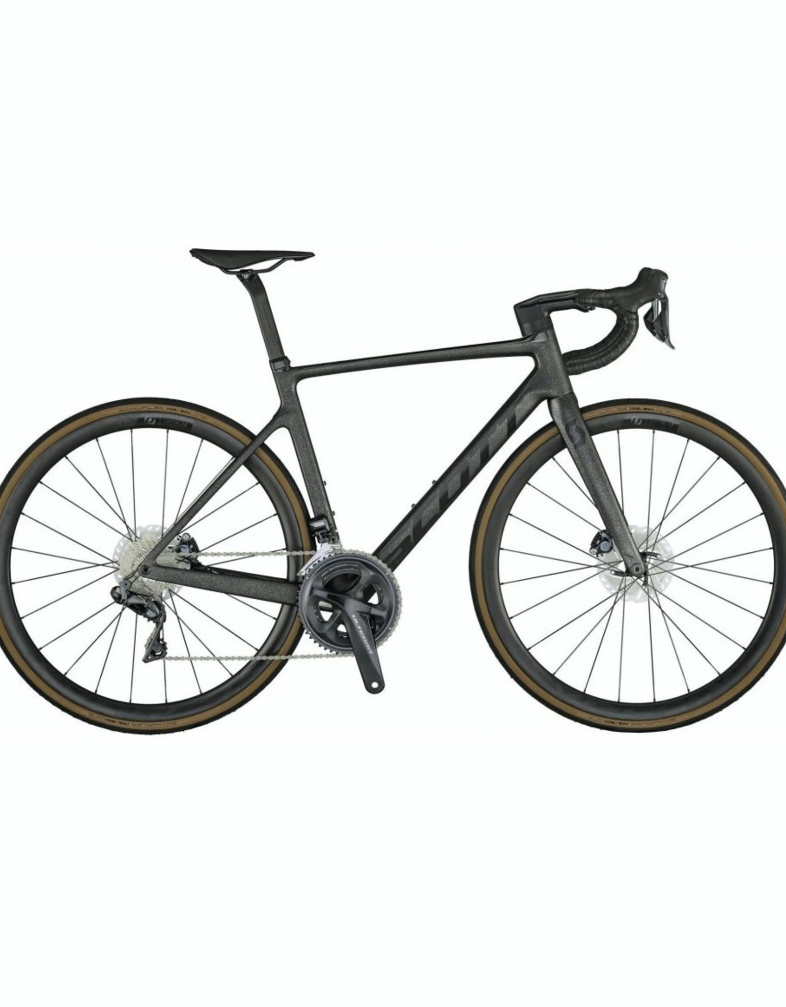 Scott Addict RC 15 2021 Carbon Onyx Black 54cm