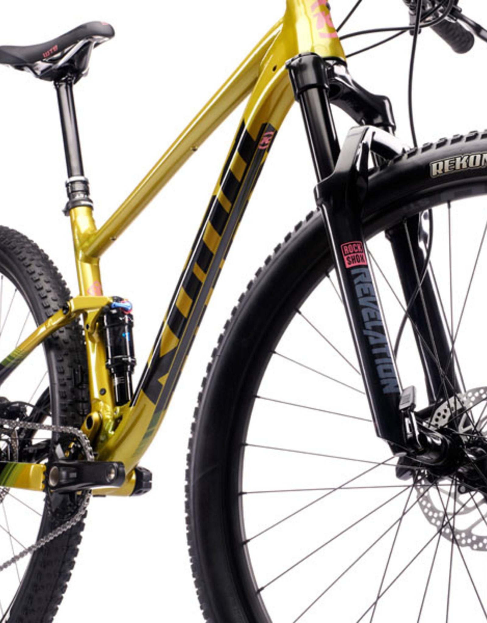KONA Kona Hei Hei 2021 Bicycle Metallic Olive LG