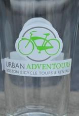 Pint Glass - I Bike Boston and UA 16oz Pint