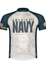 Primal Wear Jersey - Primal US Navy Sea Chart