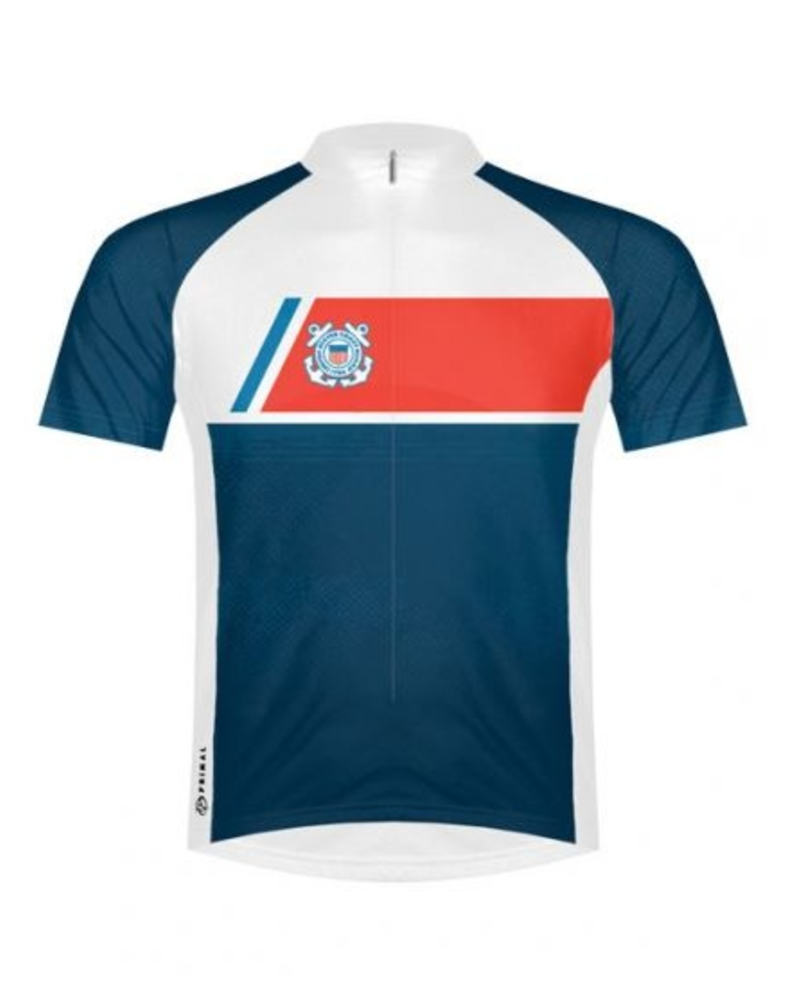 Primal Wear Jersey - Primal US Coast Guard Nav