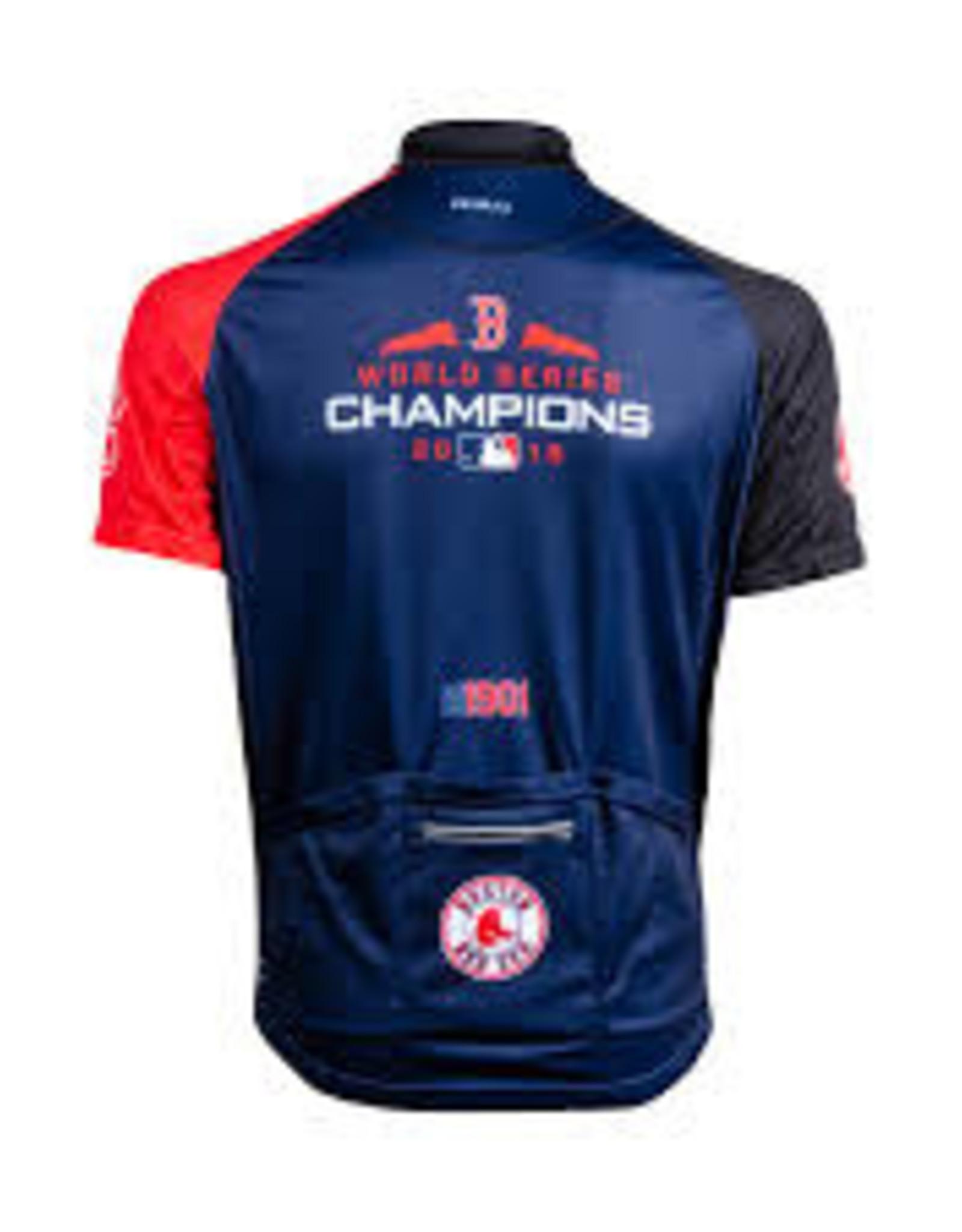 Primal Wear Jersey - Primal Boston World Champions Red Sox