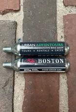 CO2 Cartridge - 20g I Bike Boston Single Threaded Cartridge