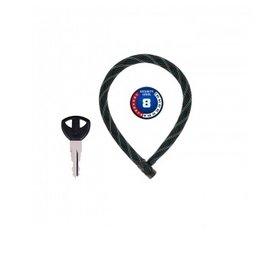 Lock - Ivera 7210 3.6ft Chain Grey (Key)