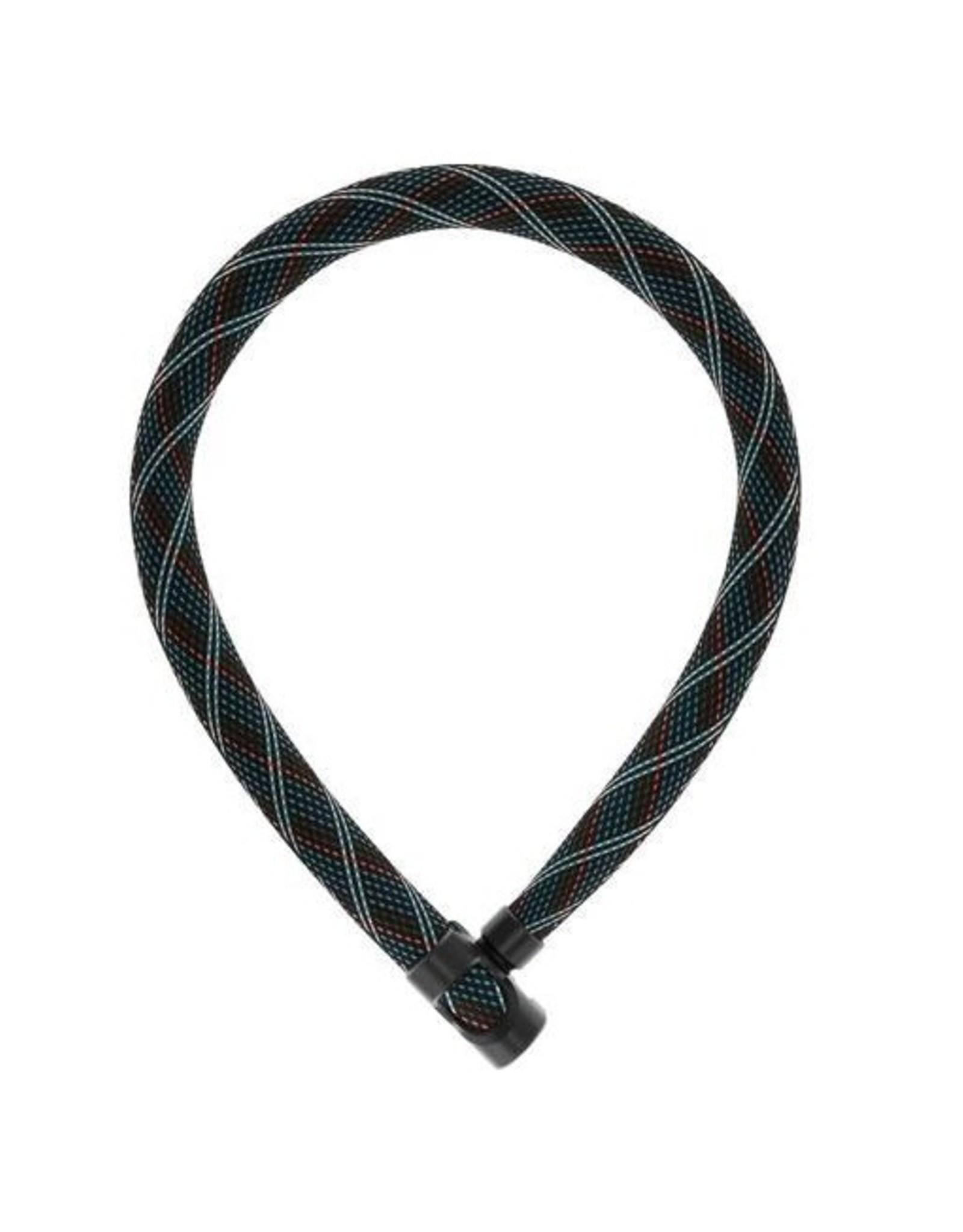 Lock - Abus Ivera 7210 3.6ft Chain Grey (Key)