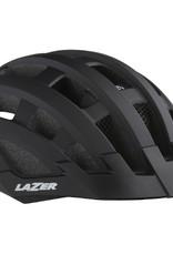 Lazer Helmet - Lazer Compact DLX Mips Black w/ Light, One-size