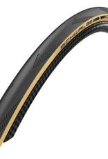 Schwalbe Tire - Schwalbe Performance Line Addix 700 x 25, Tubeless Folding Black/Tan