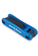 Park Tool Tool - Park Tool AWS-10 Metric Folding Hex Wrench Set
