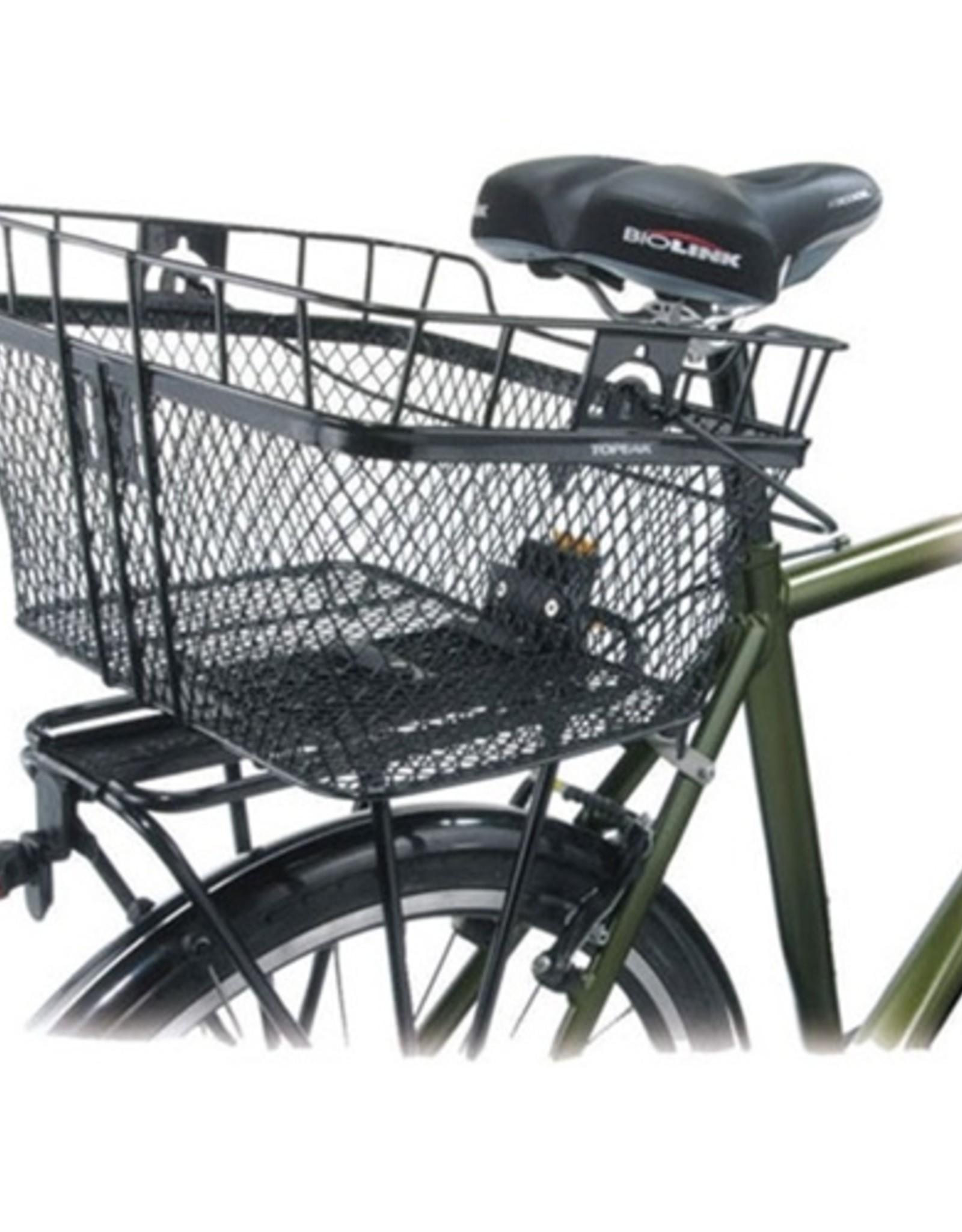 Basket - Topeak MTX Rear Black
