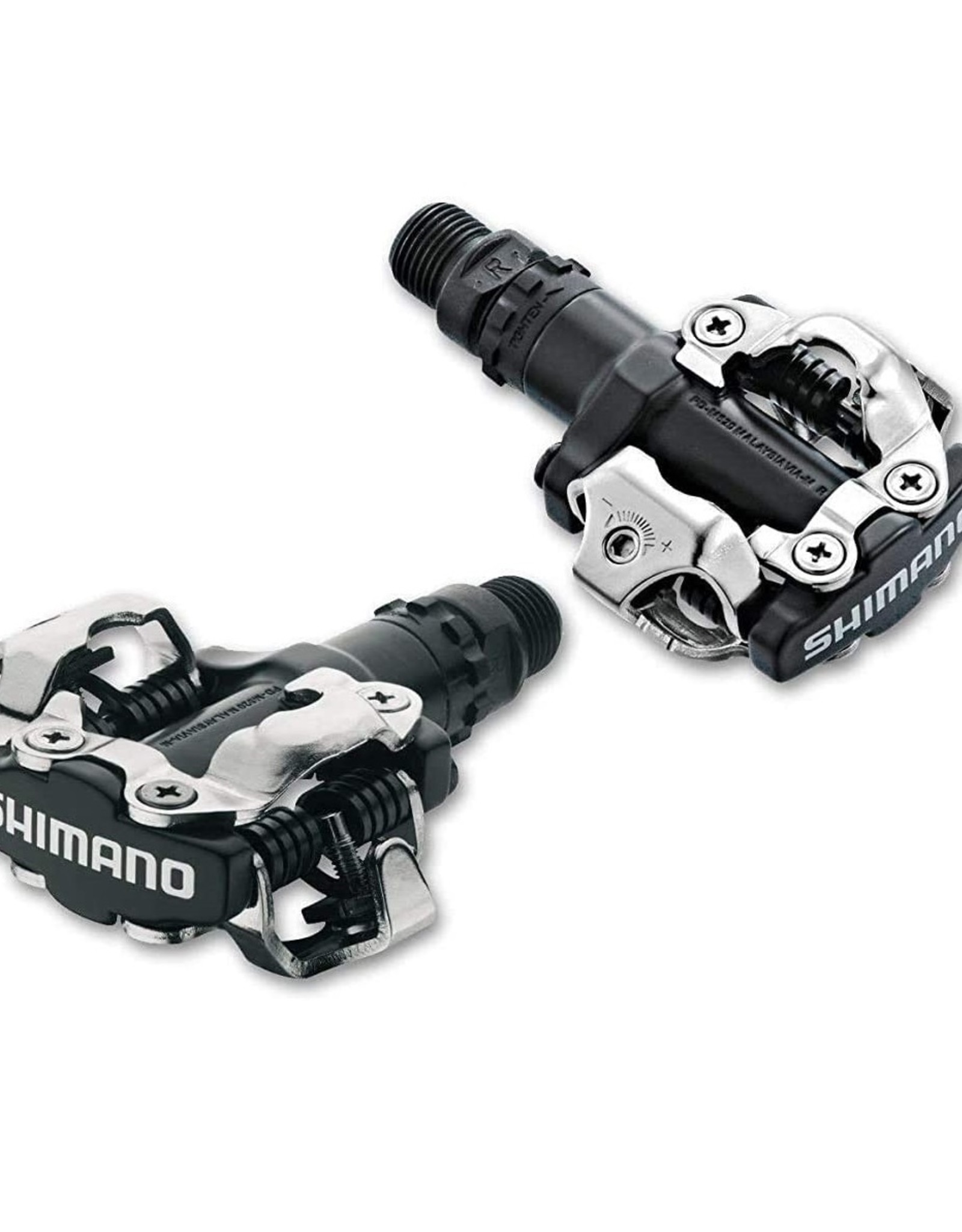 Shimano Pedals - Shimano PD-M520 Black (SPD)