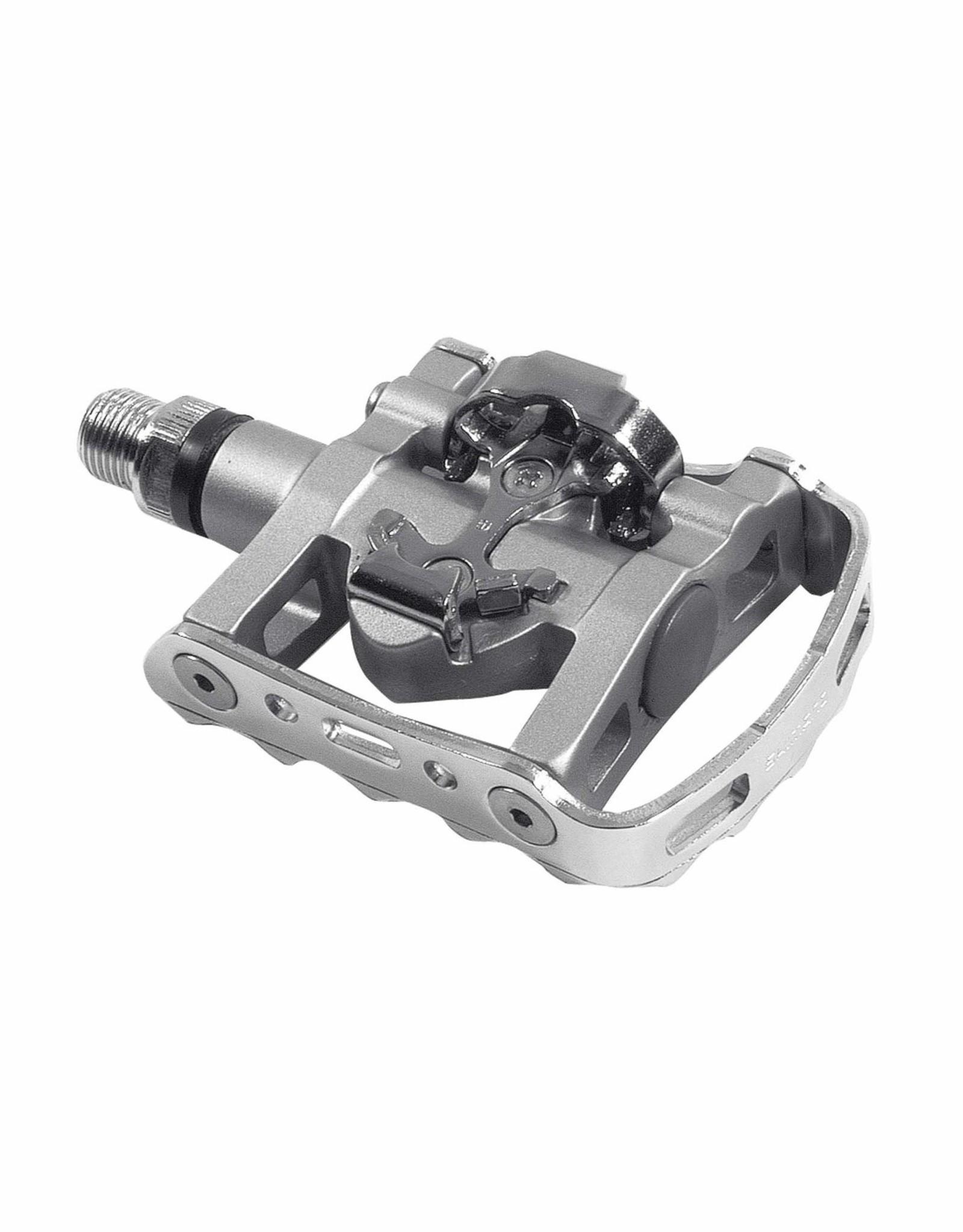 Shimano Pedals - Shimano PD-M324 (SPD/Flats)
