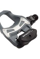 Shimano Pedals - Shimano Road PD-R550 Carbon Grey (SPD-SL)