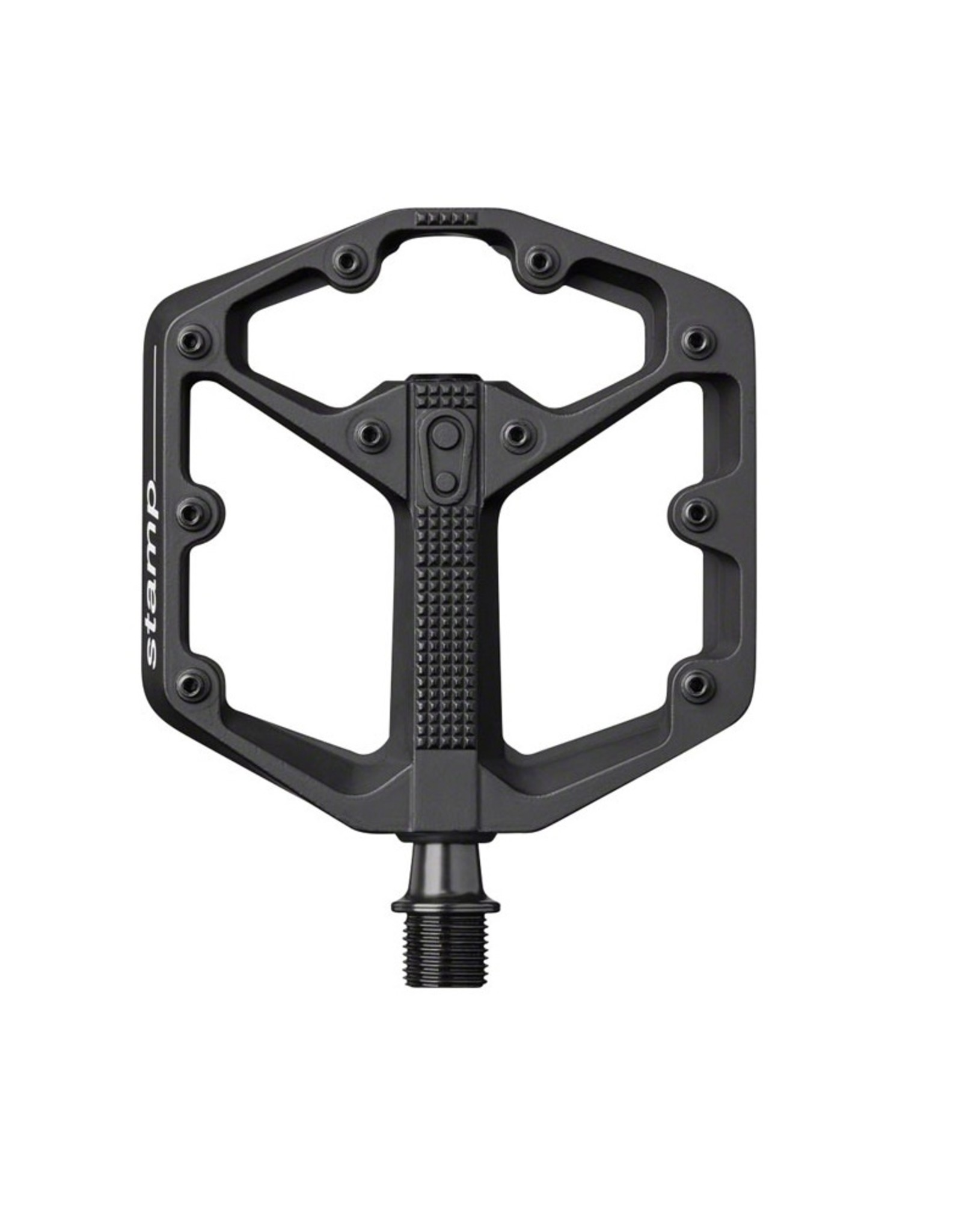 Crank Brothers Pedals - Crank Brothers Stamp 2 Small Black Alloy