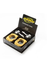 Speedplay Pedals - Speedplay Zero Chrome-Moly w/ Walkable Cleats Black