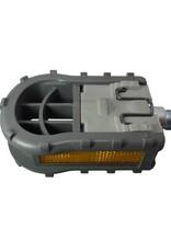 "Pedals - MKS FD-5 Folding Platform Pedal: 9/16"" Gray"