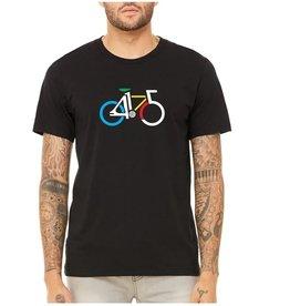SFC Casual Cycling Clothing T Shirt - SFC 415 Bike