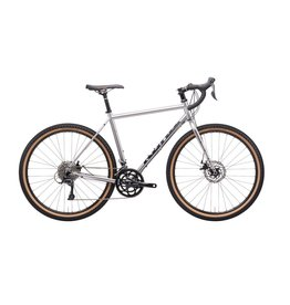 KONA Rove 2021 Silver/ Black Decal  56cm
