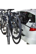 Saris Car Rack - Saris Bones EX - 3 Black, 3 Bike Trunk Rack