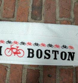 Towel - I Bike Boston Spin Towel