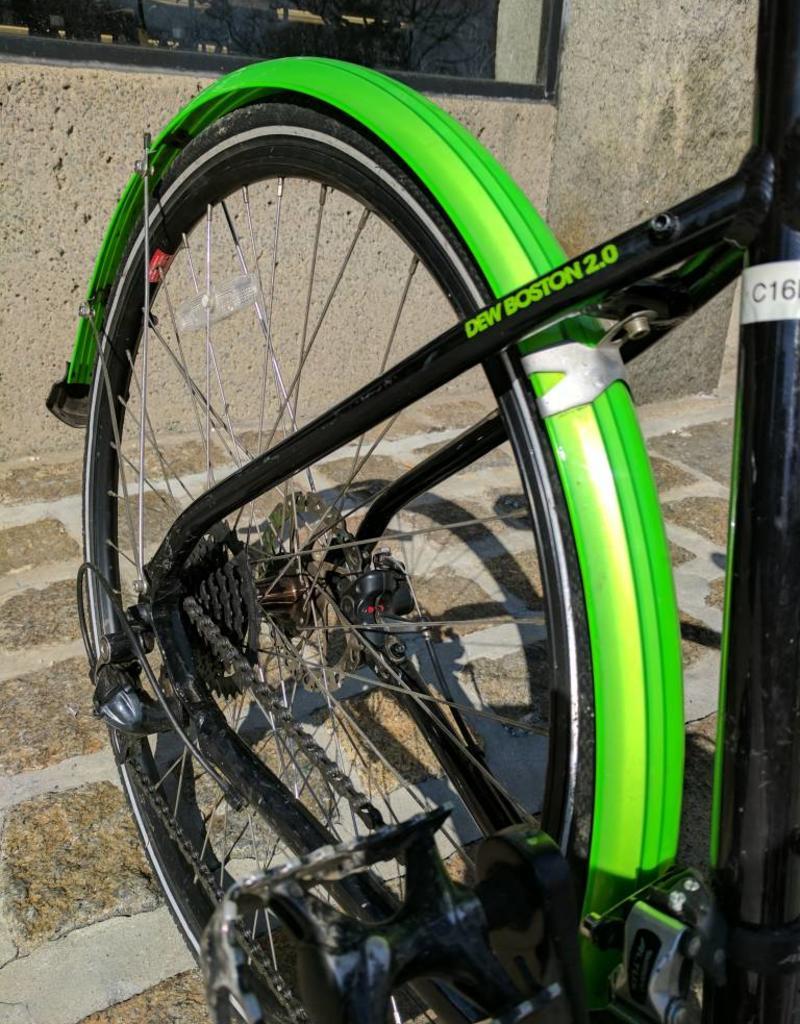 """Biria UA """"Signature"""" Green Fenders (pair)"""