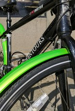 "Biria UA ""Signature"" Green Fenders (pair)"