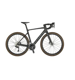 Scott Sport Scott Addict eRide 10 Bicycle Black 54cm