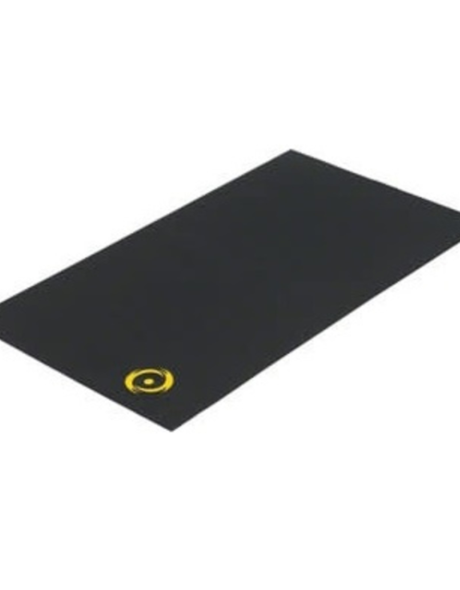 CycleOps Trainer Accessories - CycleOps Trainer Mat Protects Floors