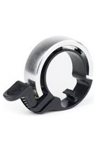 Bell-Knog Oi Classic, Silver, Small (22.2mm)