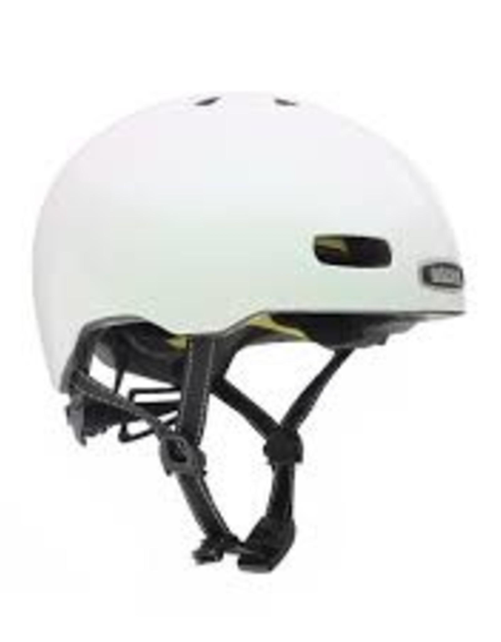 Nutcase Helmet - Nutcase Street City of Pearls White MIPS