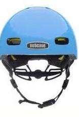 Nutcase Helmet - Nutcase Street Brittany Gloss Blue MIPS