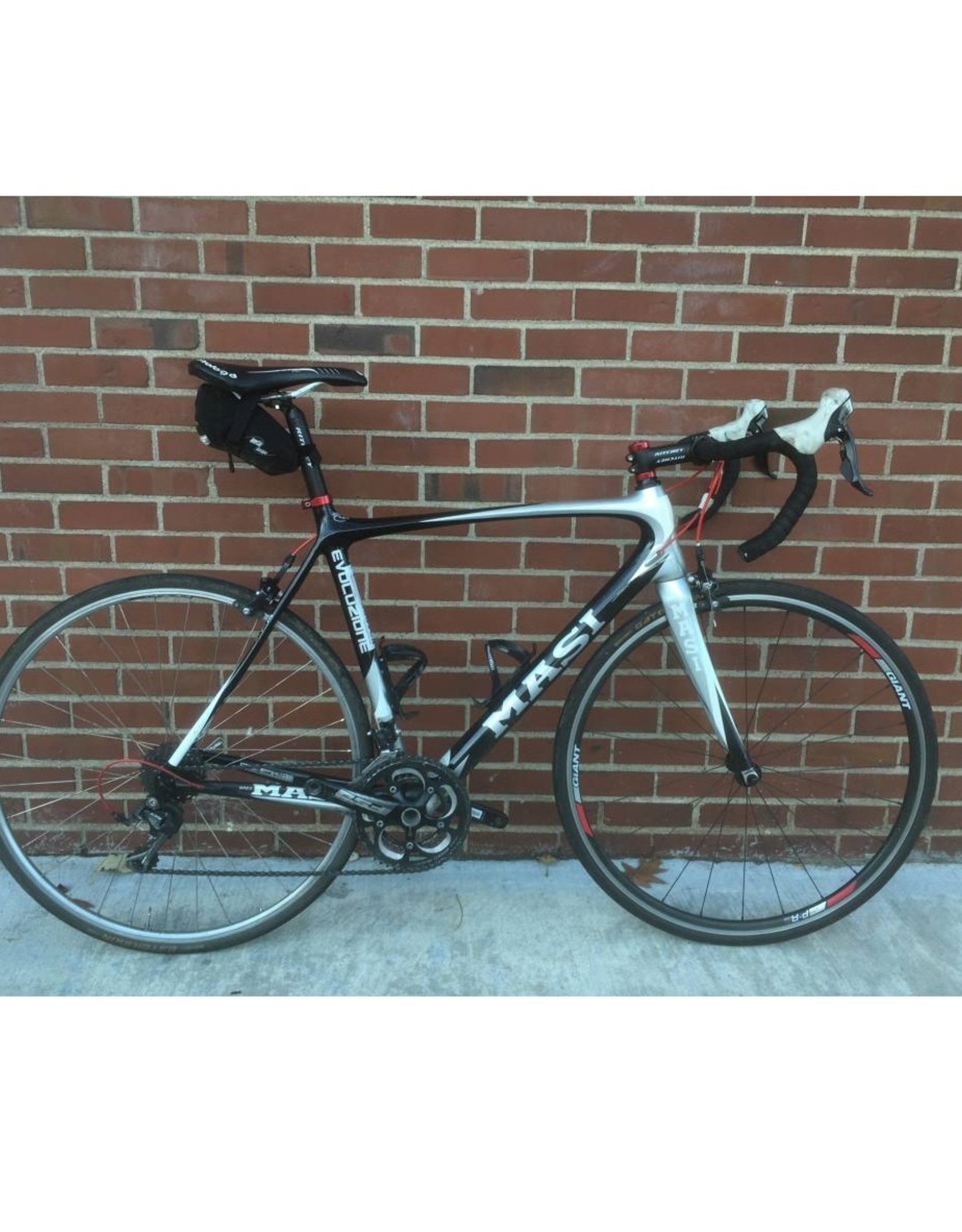 Masi Evo 2013 105 Black/Silver Bicycle