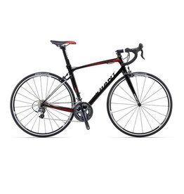Giant Defy Advanced 1 2013 Black/Red/White XS Bicycle