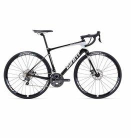 Giant Defy Advanced 1 S Black/White 2016 Bicycle