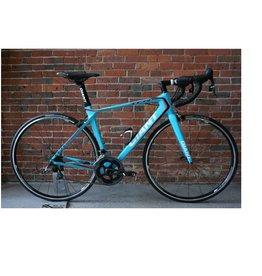 Giant TCR Advanced 1 Force 2014 Bicycle Matte Blue Medium/54cm