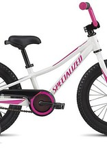 "Specialized Specialized Riprock Coaster 16"" White/Pink Bicycle"