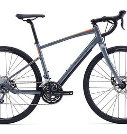 Giant Giant Revolt 3 2015 Charcoal/Orange M/L Bicycle