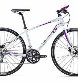 Giant Thrive 2016 White/Purple M Bicycle