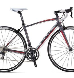Giant Avail 1 2014 Women's Compact Charcoal/Berry/Pink L Bicycle