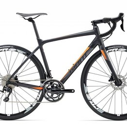 Giant Giant Contend SL 1 Disc L Black/Orange 2017 Bicycle