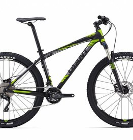 Giant Giant Talon 27.5 1 2016 Bicycle Metallic Black/Green S