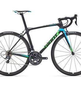 Giant Giant TCR Advanced Pro 1 2016 Pro Compact Matte Composite/Blue/Green M/L Bicycle
