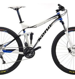 KONA Kona Hei Hei 29er 2013 White/Blue/Black XL 22'' Bicycle
