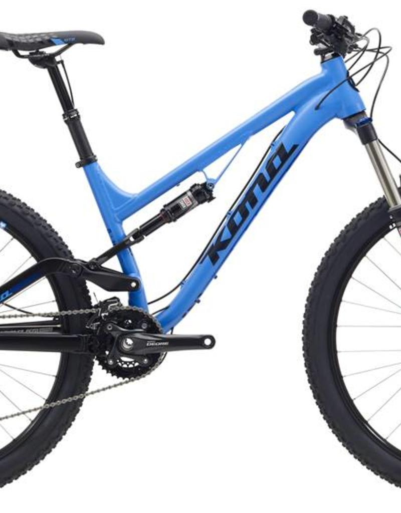 KONA Kona Process 134 2015 Matte Blue L Bicycle