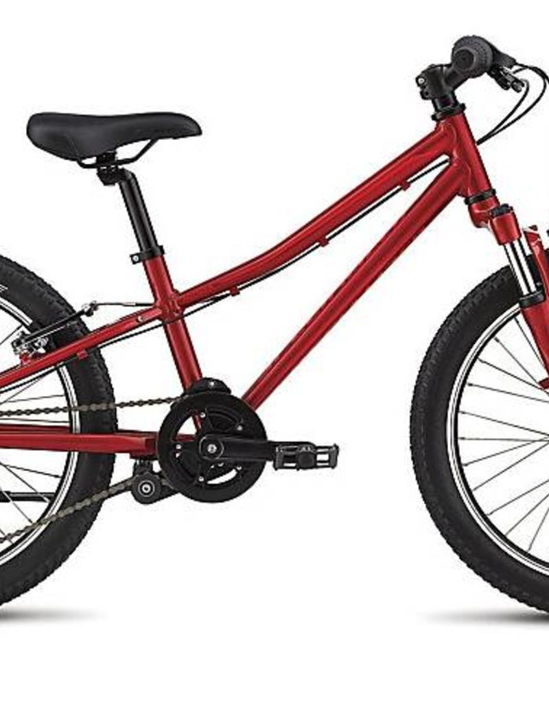 "Specialized Specialized Hotrock 20"" Red Bicycle"