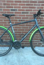KONA Kona Dew Plus Boston 2017 Gray Bicycle