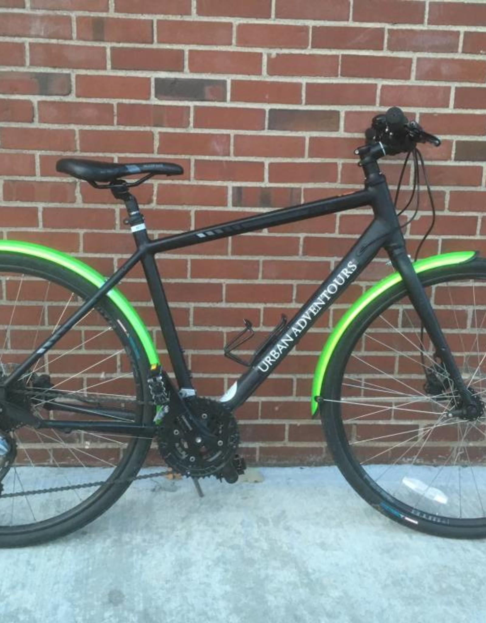 KONA Kona Dew Plus Boston 2016 Matte Black Bicycle