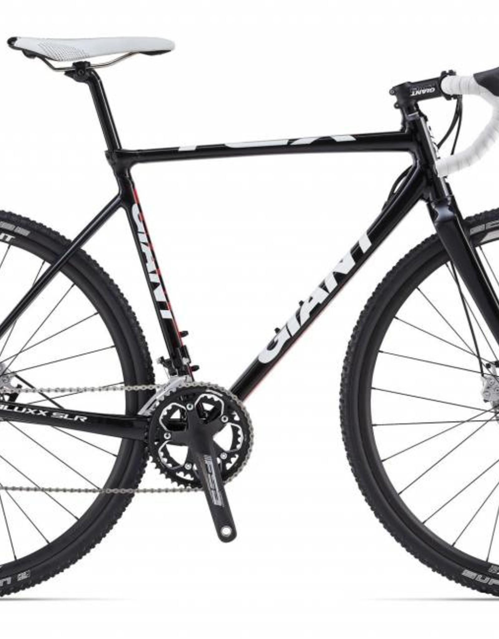 Giant Giant TCX SLR 2 2014 Black/White/Red M Bicycle