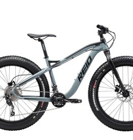 Reid Ares Grey Fat Bike, Medium