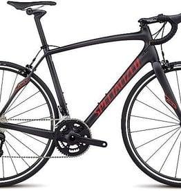 Specialized Specialized Roubaix SL4 Sport Rim Brake 2017 Black/Red Bicycle