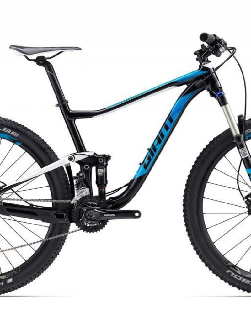 Giant Giant Anthem 3 2017 Black/Blue Bicycle